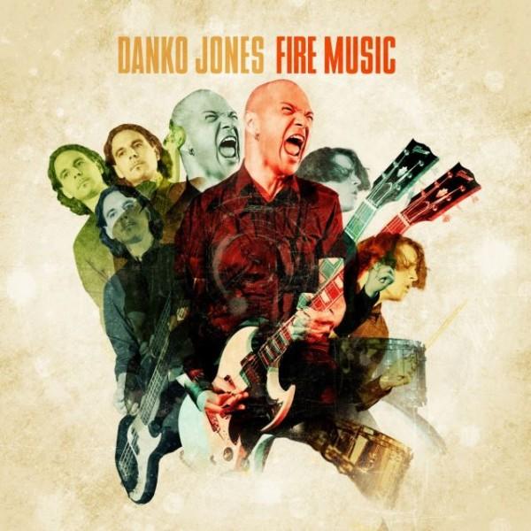 Danko Jones fire Musi Ablum Rock