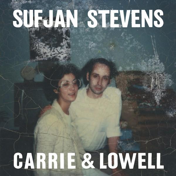 Sufjan Stevens Carrie & Lowell album rock