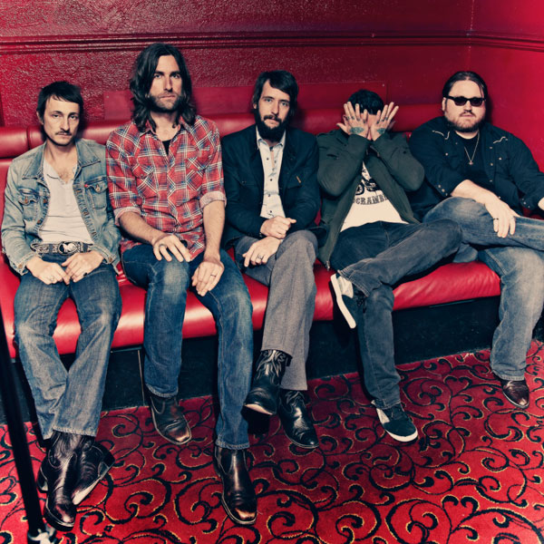 band of horses interview