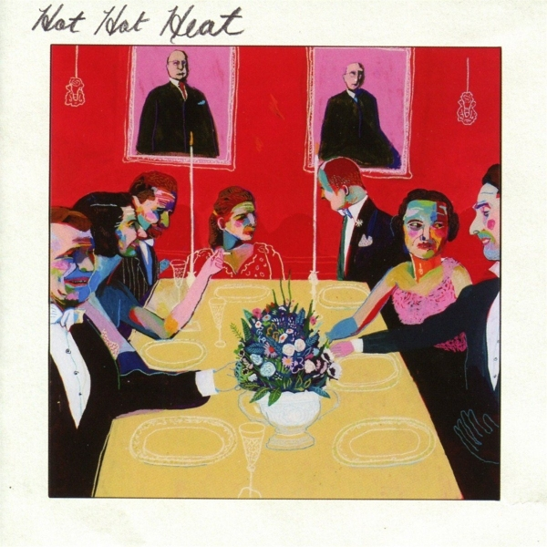 HOT HOT HEAT, Hot Hot Heat album rock