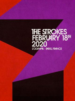The Strokes en concert à Paris Sensation Rock